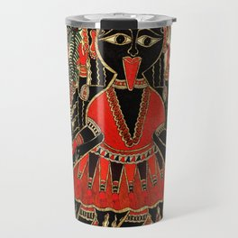 Hindu Kali 16 Travel Mug