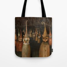 The Pilgrimage Tote Bag