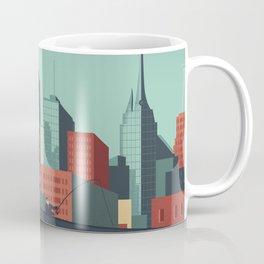 Urban Wildlife - Swordfish Coffee Mug