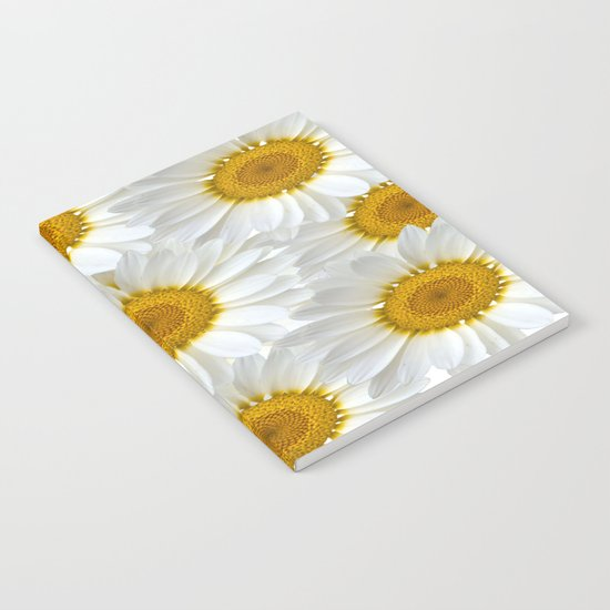 Daisies Galore Notebook