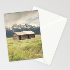 Summer in the Tetons Stationery Cards