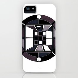 C O N T R A S T iPhone Case