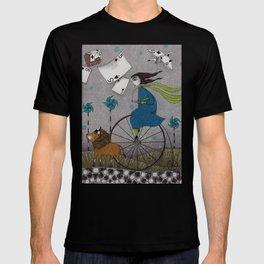 I Follow the Wind T-shirt