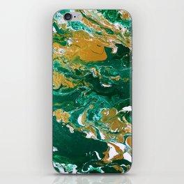 Wealthy Wood iPhone Skin