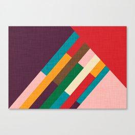 meridian purple Canvas Print