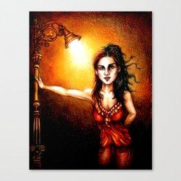 I Have a Light Canvas Print
