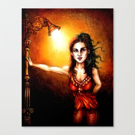 I Have a Light Canvas Print