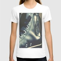 converse T-shirts featuring Converse style by Donald Plozha