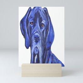 Great Dane Mini Art Print