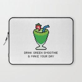Green Smoothie Laptop Sleeve