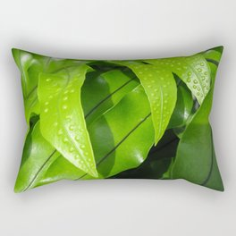 From the Conservatory #42 Rectangular Pillow