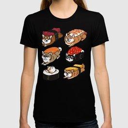 Sushi Shiba Inu T-shirt