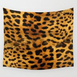 leopard pattern Wall Tapestry