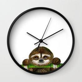 Hang on Wall Clock