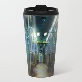 Ghost Train Travel Mug