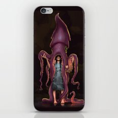 Squid Gir iPhone Skin