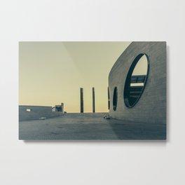 Champalimaud Foundation Metal Print