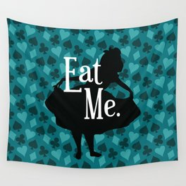 Eat Me Wall Tapestry