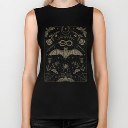 Cemetery Nights Biker Tank