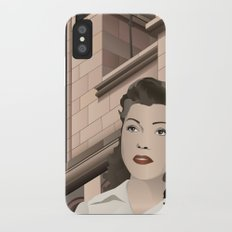 woman Slim Case iPhone X