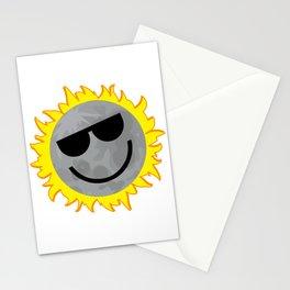 Ecliptomaniacs Logo Stationery Cards