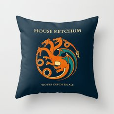 House Ketchum Throw Pillow