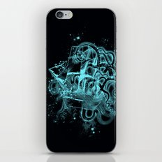flying dutchman ghost ship iPhone & iPod Skin
