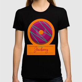 1DONUT - Jazzberry T-shirt