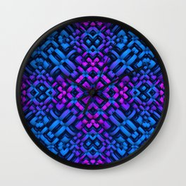 Weaveworld Wall Clock
