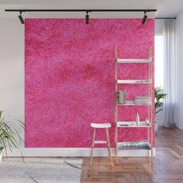 PINK FUR Wall Mural