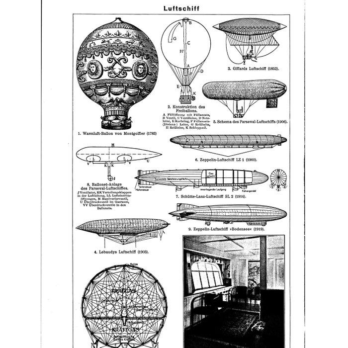 Airships / Air Balloons II Comforters