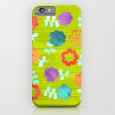 Daisy Dallop II iPhone 6s Slim Case
