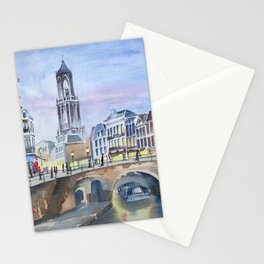 Domtoren Utrecht Stationery Cards