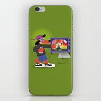 rap iPhone & iPod Skins featuring Rap Game by Lily's Factory