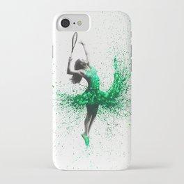 Wimbledon Woman iPhone Case