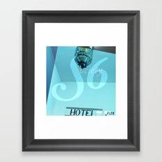 Society 6 Framed Art Print