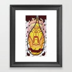 dismal (1). Framed Art Print