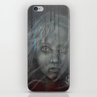 les miserables iPhone & iPod Skins featuring Cossette ~Les Miserables by prestone85