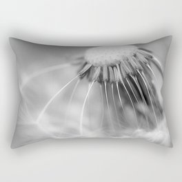 Dandelion Whispers Rectangular Pillow