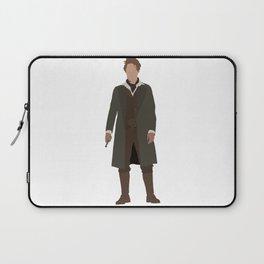 Eighth Doctor: Paul McGann Laptop Sleeve