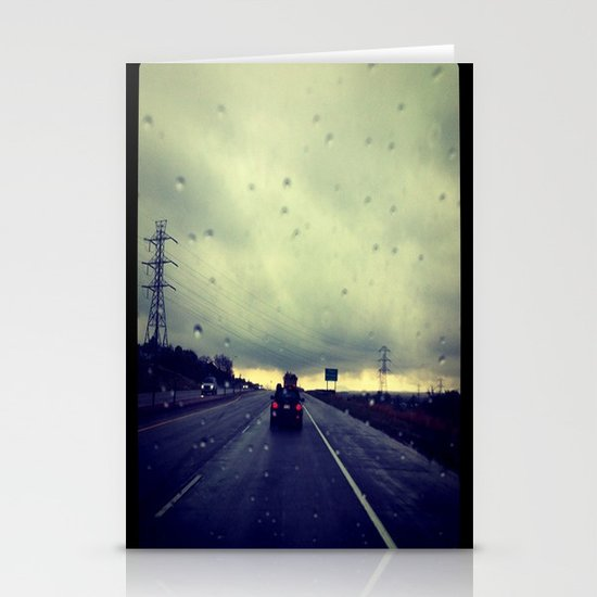 Drive On Stationery Cards