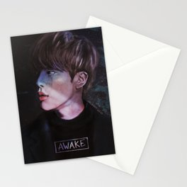 awake.jpg Stationery Cards