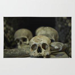 Skulls & Bones Rug