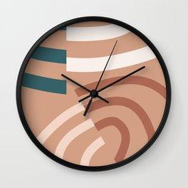 Linea 06B Wall Clock
