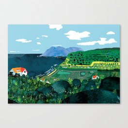 Glencairn Canvas Print