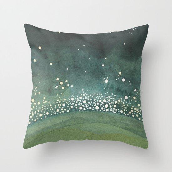 Galaxy No. 2  Throw Pillow