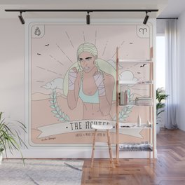 Aries - The Fighter Wall Mural