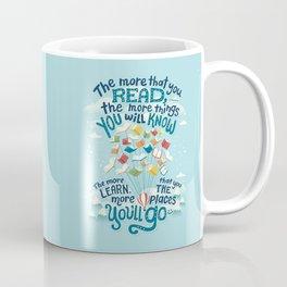 Go places Coffee Mug