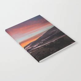 Smokey Dusk Valley Notebook