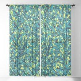 abundance (variant 8) Sheer Curtain